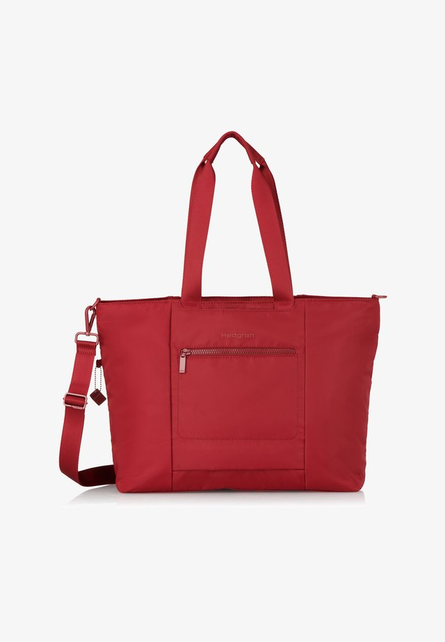 Shopping bag - cabernet