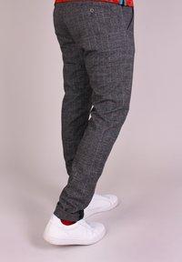 Gabbiano - Trousers - grey - 1
