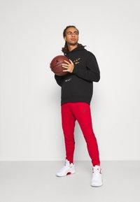 Jordan - WHY NOT HOODIE - Sweatshirt - black/white - 1