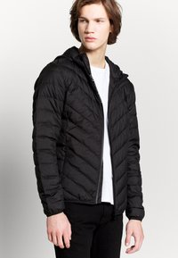 EA7 Emporio Armani - Down jacket - black - 4