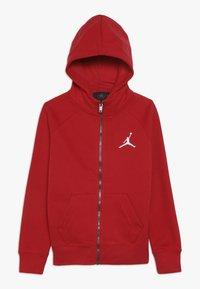 Jordan - JUMPMAN FULL ZIP - veste en sweat zippée - gym red - 0
