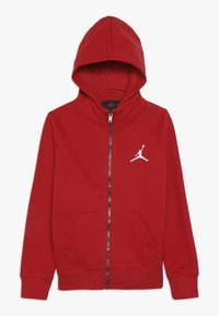 Jordan - JUMPMAN FULL ZIP - Sweat à capuche zippé - gym red - 0
