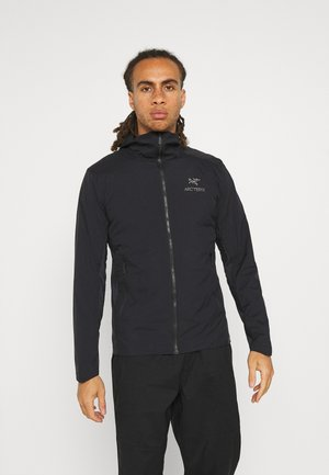 ATOM SL HOODY MENS - Outdoor jacket - black