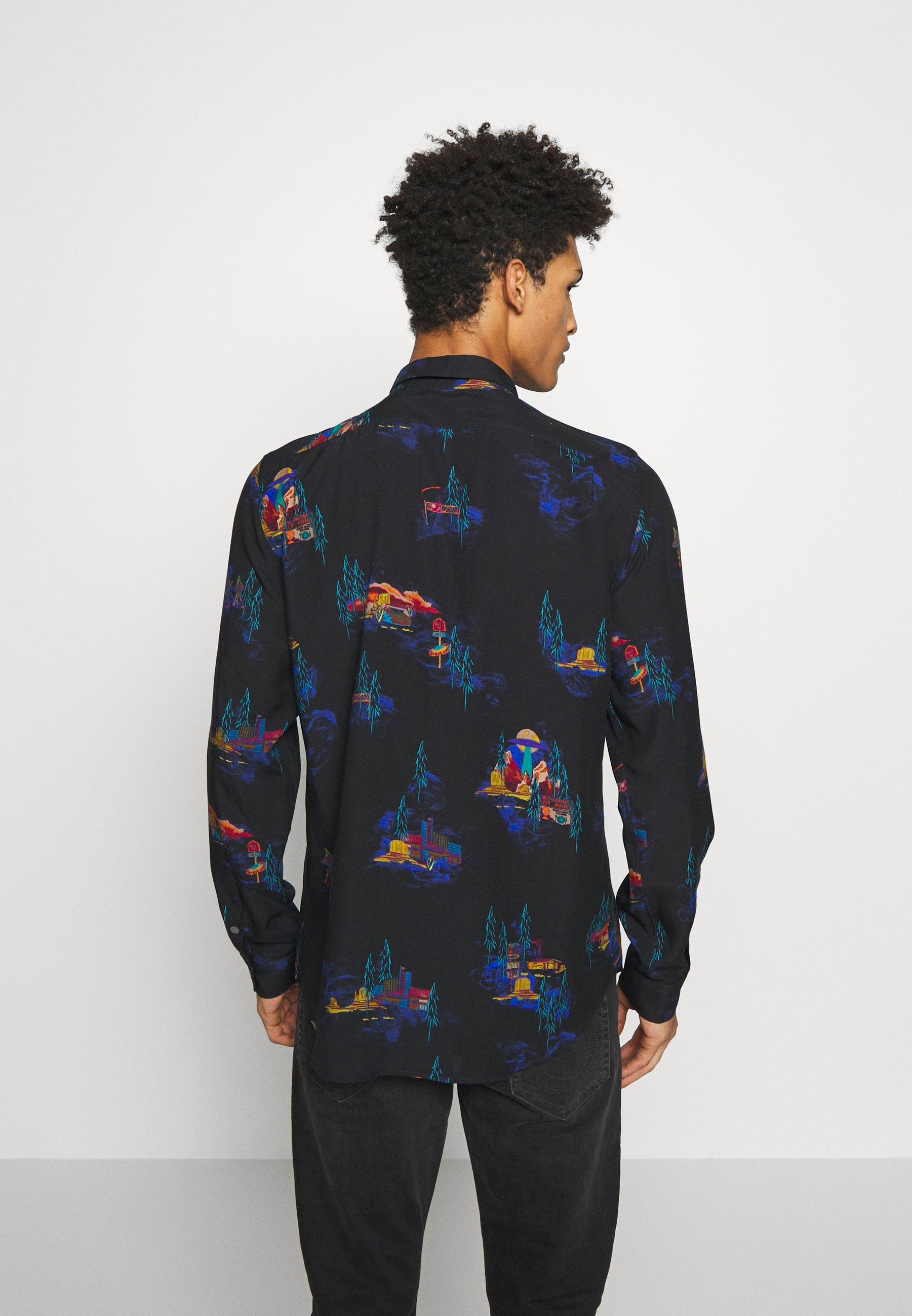 PS Paul Smith Hemd - black | Herrenbekleidung 2020