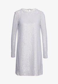 Needle & Thread - SHIMMER MINI DRESS - Koktejlové šaty/ šaty na párty - periwinkle purple - 5