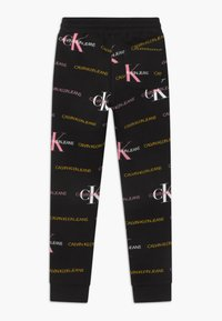 Calvin Klein Jeans - LOGO - Trainingsbroek - black - 1