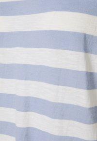 Madewell - WHISPER SORREL CREWNECK TEE - Print T-shirt - blue - 2