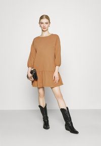 ONLY - Day dress - camel - 1