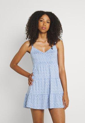 BARE DRESS - Jerseyklänning - blue