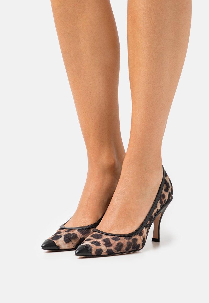 HUGO - TONIC NET - Classic heels - open miscellaneous