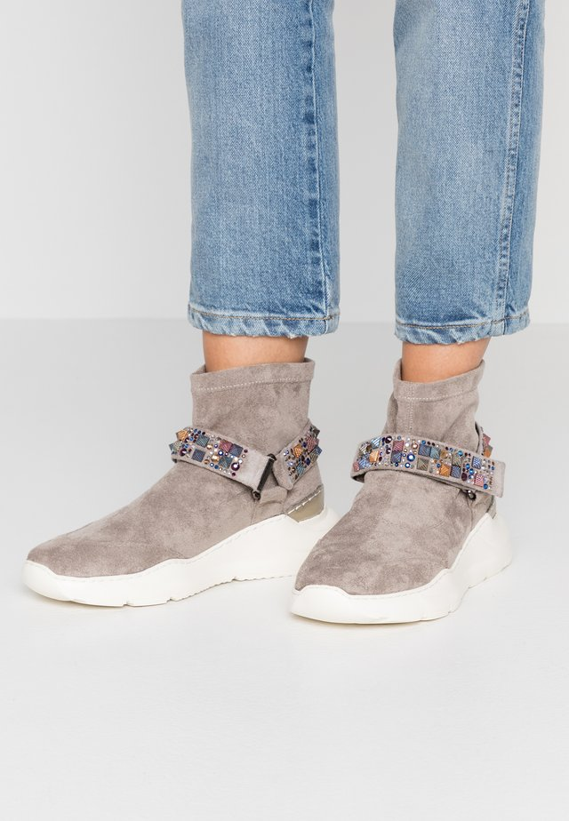 Ankle boots - siena taupe
