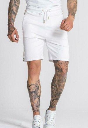 BORN FREE - Shorts - white