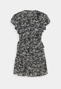 The Kooples - DRESS - Day dress - black/white - 6