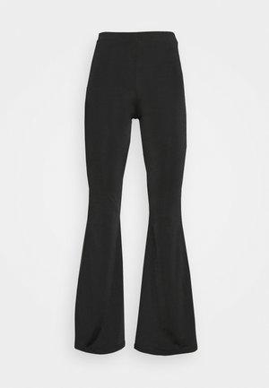 SLINKY  - Kalhoty - black
