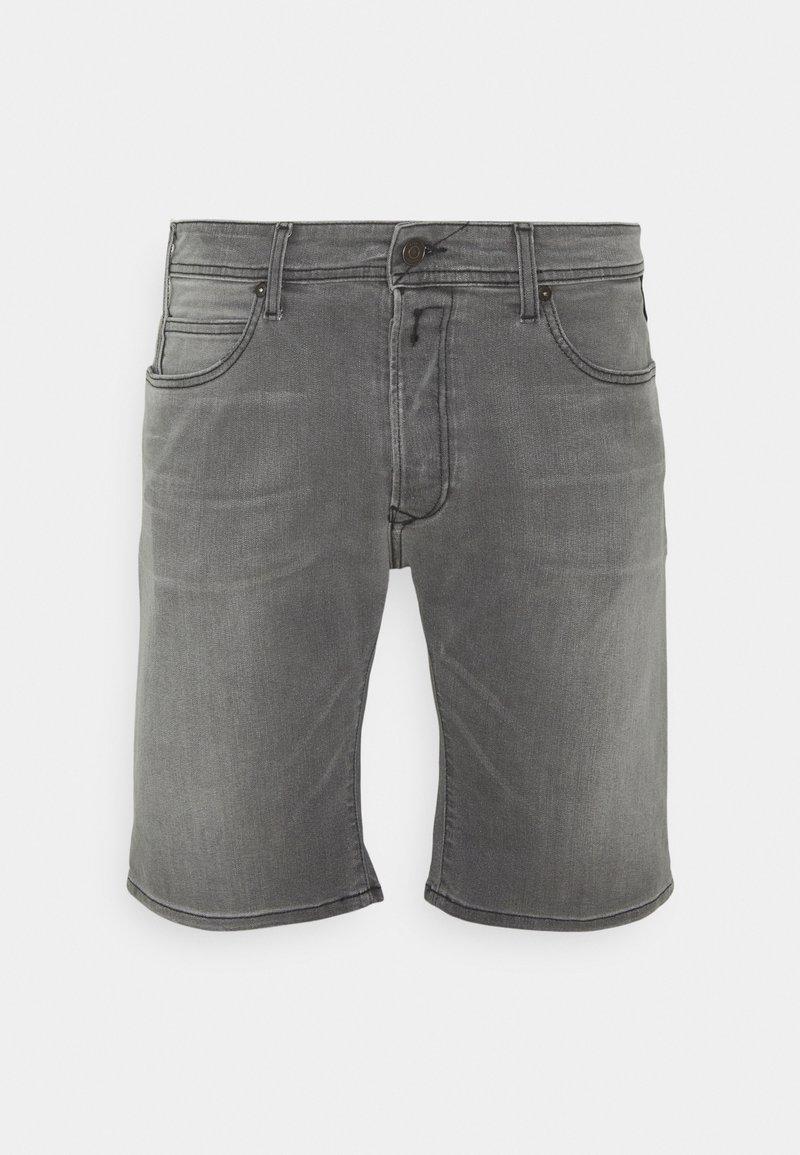 Replay - Denim shorts - medium grey