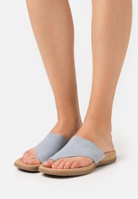 Gabor - Sandalias de dedo - aquamarin - 0