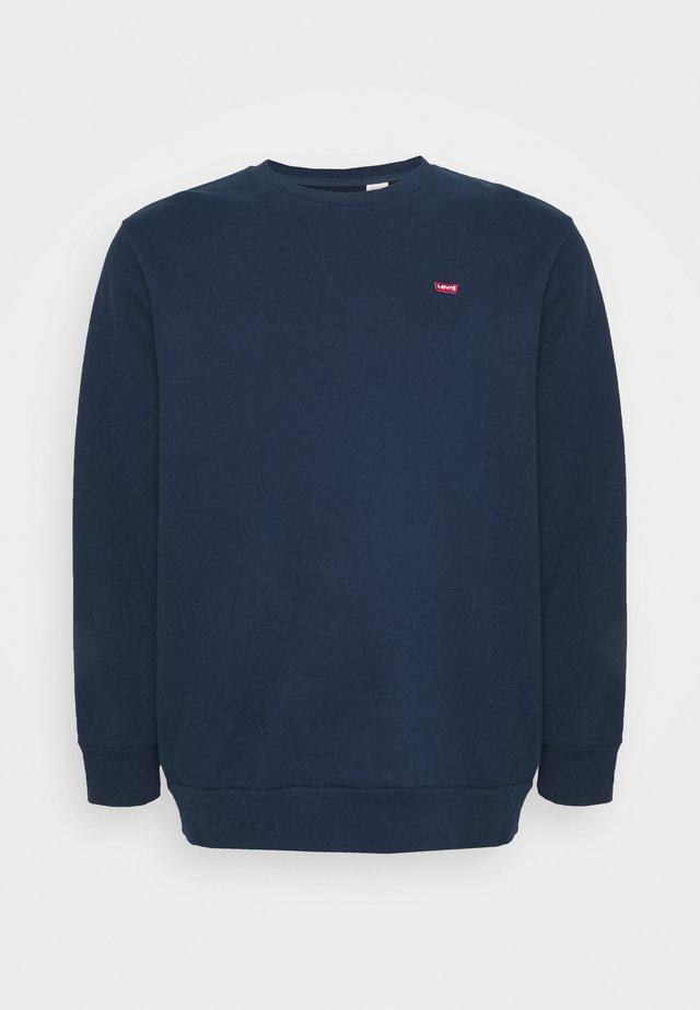 BIG ORIGINAL CREW - Sweatshirts - blues