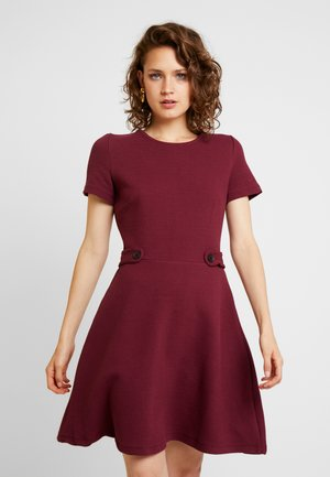 DRESS - Vestito estivo - garnet red