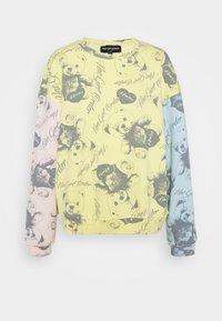 NEW girl ORDER - BEAR PANEL - Sweatshirt - multi - 4