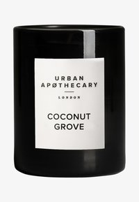 Urban Apothecary - LUXURY BOXED GLASS CANDLE - COCONUT GROVE - Duftlys - - - 0