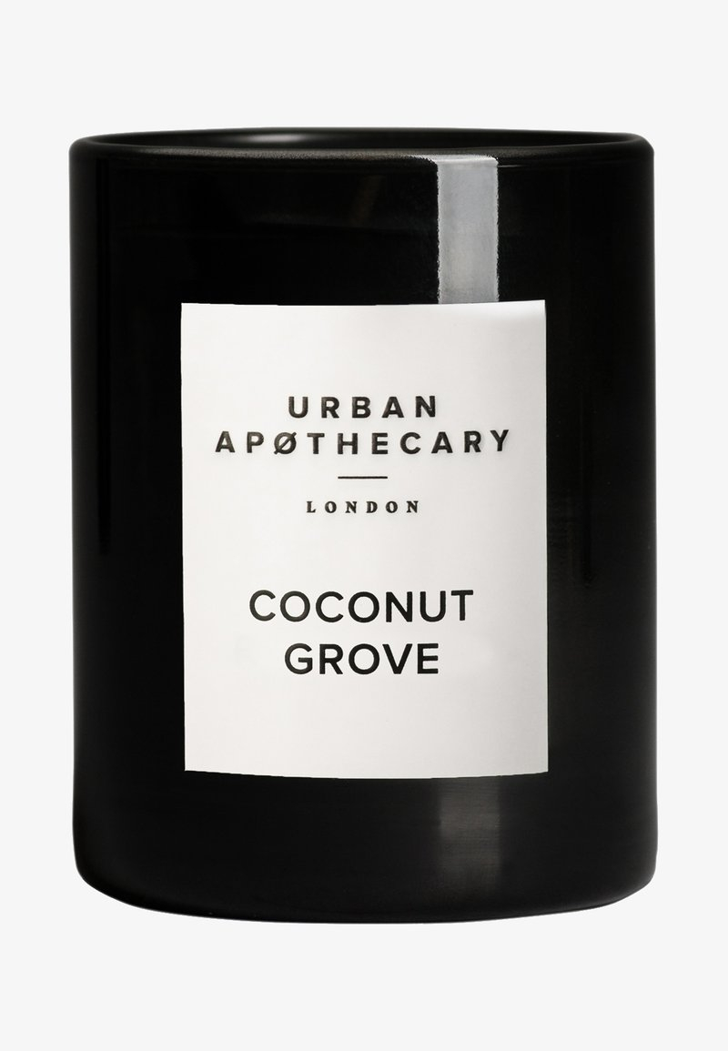 Urban Apothecary - LUXURY BOXED GLASS CANDLE - COCONUT GROVE - Duftlys - -