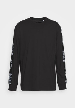 ONE TEAM - Long sleeved top - black