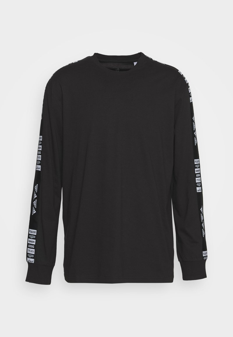 adidas Performance - ONE TEAM - Long sleeved top - black