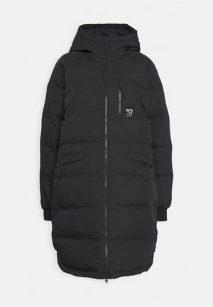 RONGVE - Down coat - black
