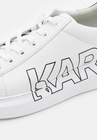 KARL LAGERFELD - KAPRI OUTLINE LOGO - Sneaker low - white