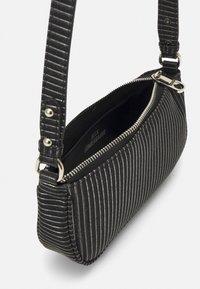 Becksöndergaard - GLITZA MONI BAG - Handbag - black - 2