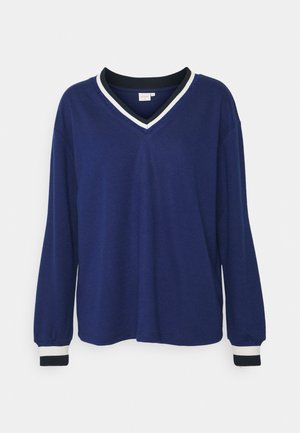 MONA - Jumper - medieval blue