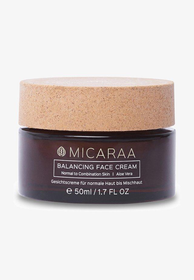 GESICHTSCREME - NORMALE HAUT BIS MISCHHAUT 50ML - Face cream - white