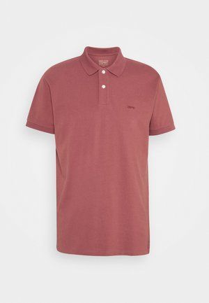 Polo shirt - berry red