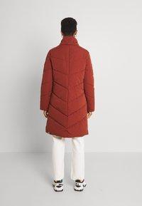 Ragwear - REBELKA - Classic coat - terracotta - 3