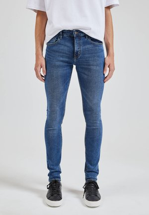 JEANS SUPPERSKINNY FIT - Jeans Skinny Fit - blue denim