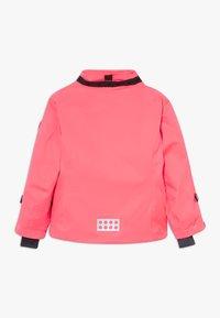 LEGO Wear - LWJODIE 700 - Snowboard jacket - coral red - 2