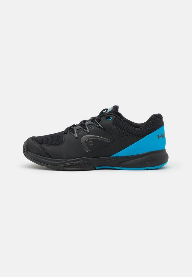 BRAZER 2.0 - Multicourt tennis shoes - raven/ocean