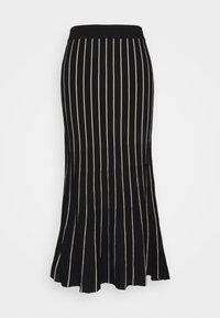 Expresso - BECKY - A-line skirt - schwarz - 0