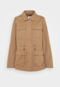 ONLY - ONLMAYA LIFE UTILITY JACKET  - Lett jakke - toasted coconut - 5
