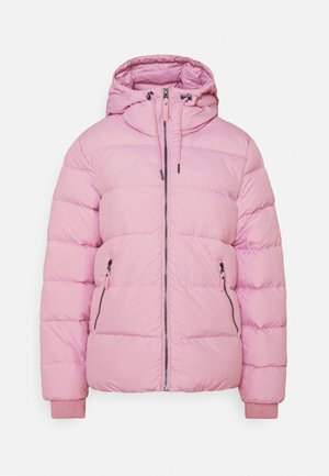 CRYSTAL PALACE JACKET - Doudoune - dusty pink