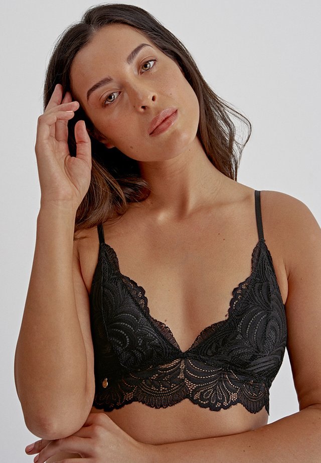 ARA - Triangle bra - black