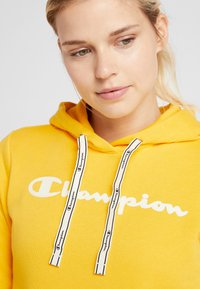 Champion - HOODED  - Hættetrøjer - yellow - 4