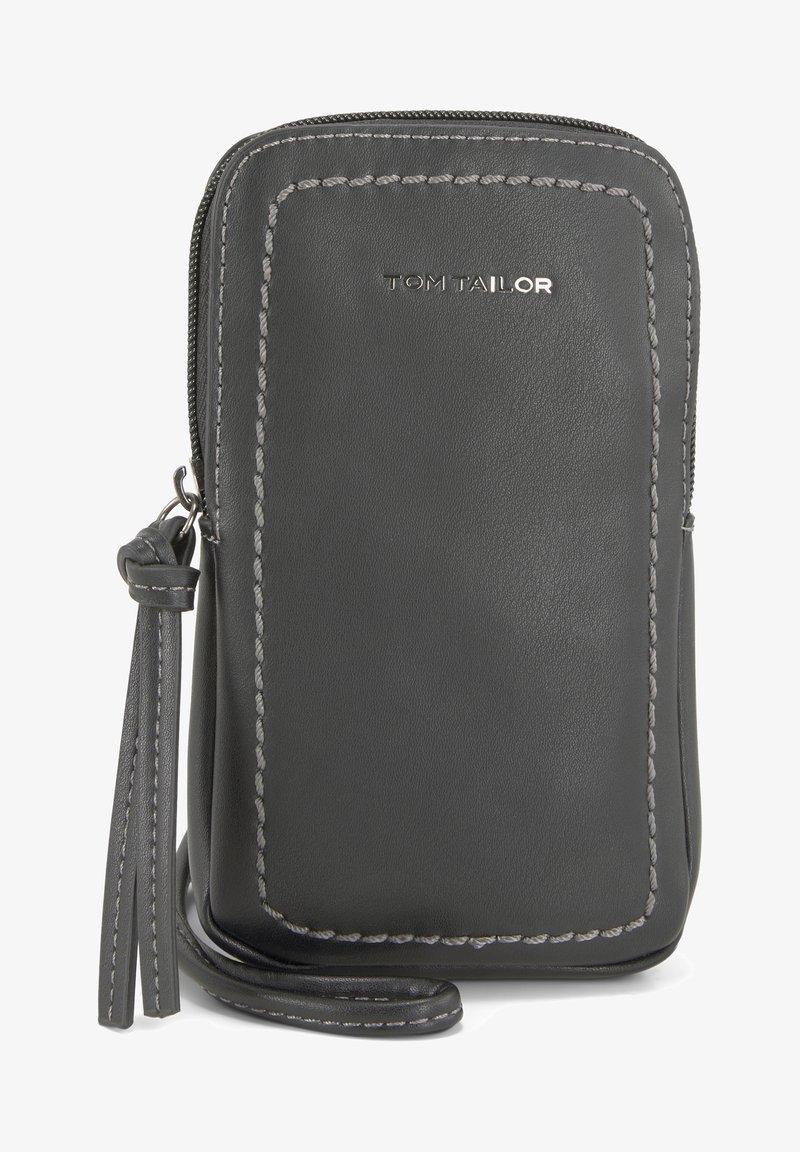 TOM TAILOR - LOTTA - Phone case - schwarz / black