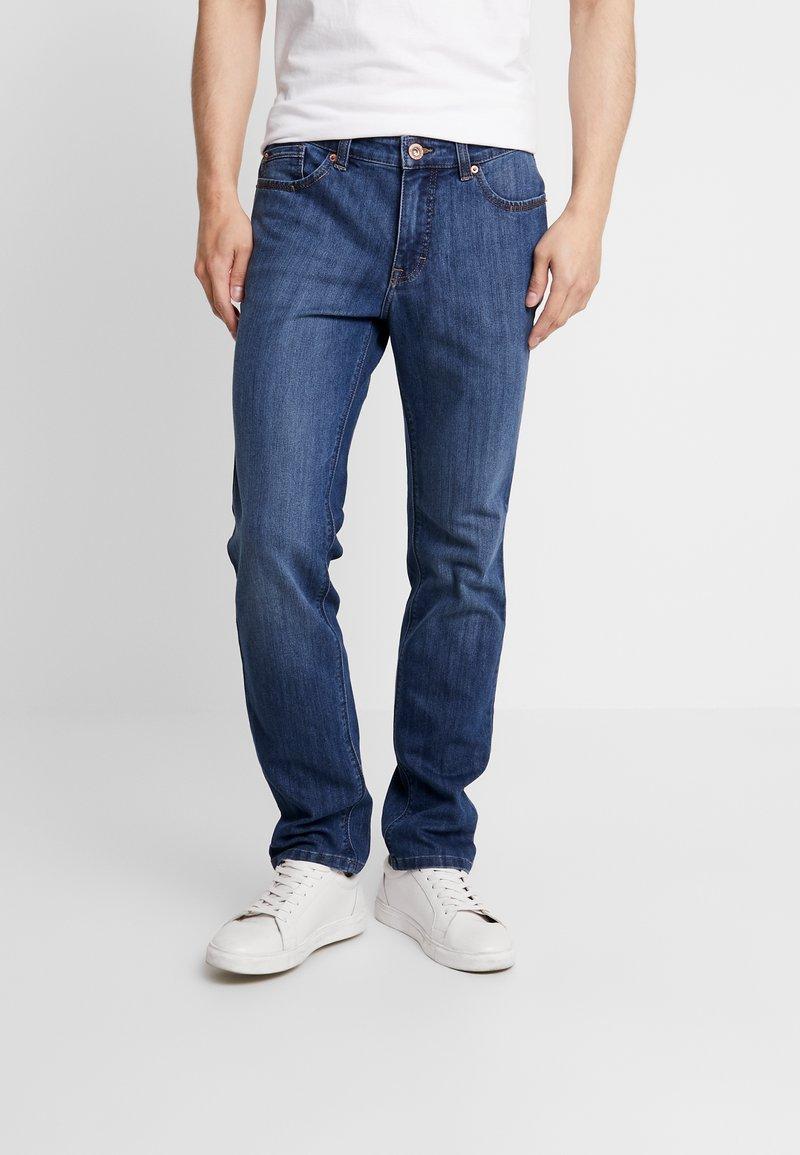 Paddock's - RANGER PIPE - Slim fit jeans - midstone