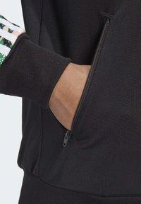 adidas Originals - RACK TOP - Sweatshirt - black - 6