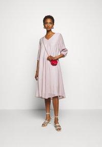 Bruuns Bazaar - SERA ALIN  - Day dress - soft lavender - 1
