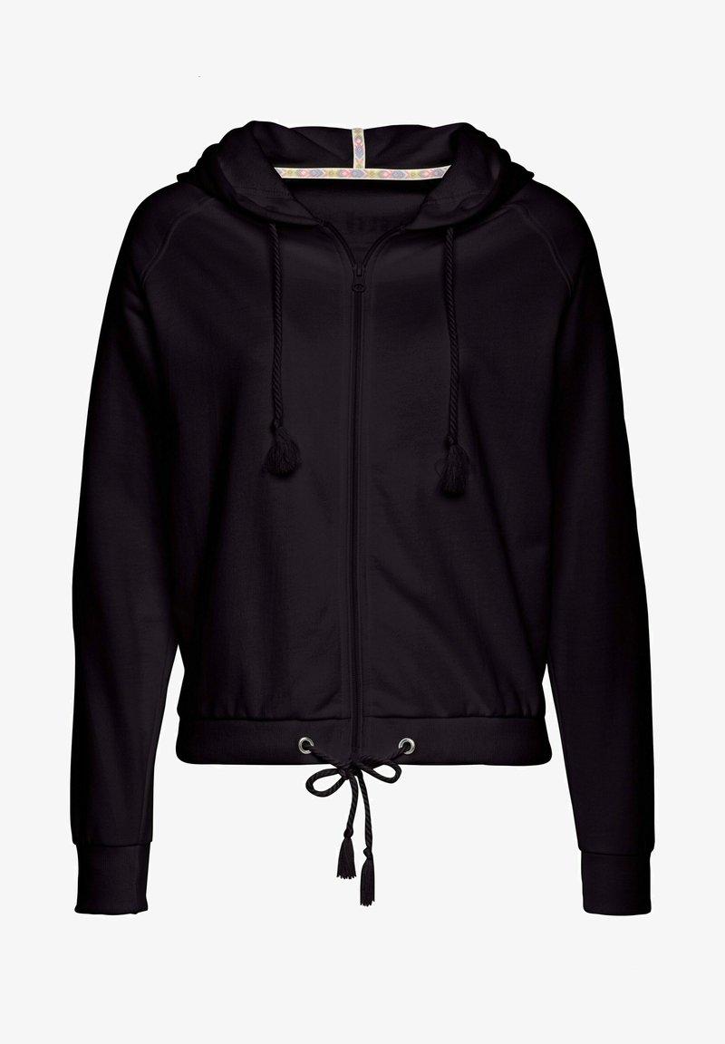 Buffalo - Zip-up sweatshirt - schwarz