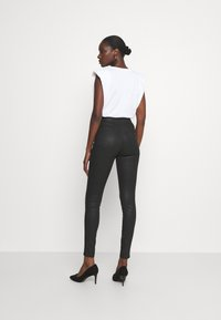Guess - KAT  - Jeans Skinny Fit - black - 2