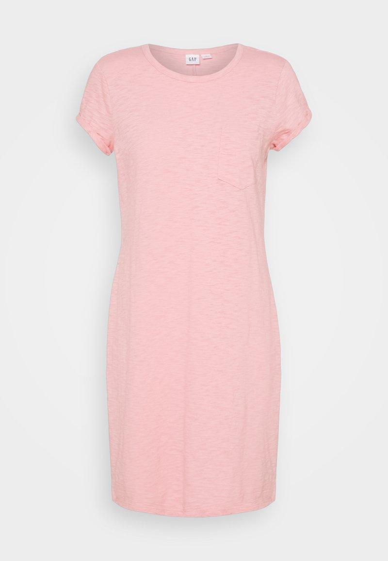 GAP - TEE DRESS - Jersey dress - belle pink