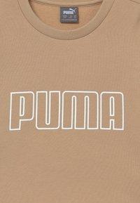 Puma - PUMA X ZALANDO GIRLS CREW - Mikina - sesame - 3